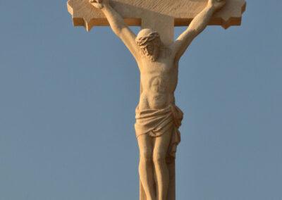 Boží muka – kříž