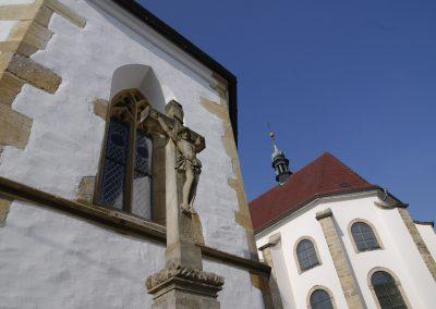 Sakrální prostory – Kaple sv. Jiří