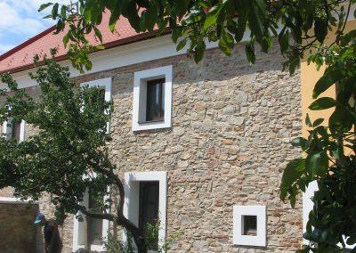 Restaurování kamenného zdiva